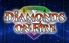 Игровой автомат Diamonds on Fire