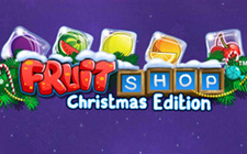 Игровой автомат Fruitshop Christmas Edition