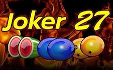 Игровой автомат Joker 27