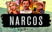Игровой автомат Narcos