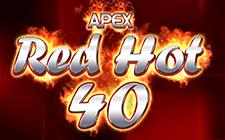 Игровой автомат Redhot 40