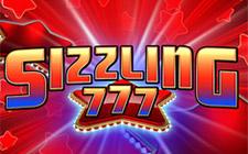 Игровой автомат Sizzling 777