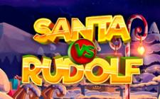 Игровой автомат Santa vs Rudolf